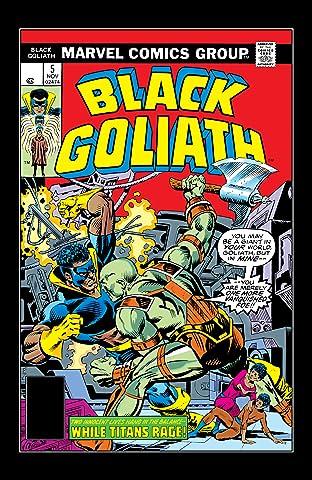 Black Goliath (1976) No.5