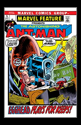 Marvel Feature (1971-1973) #5