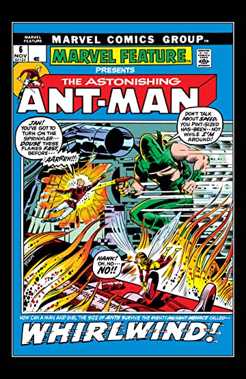 Marvel Feature (1971-1973) #6