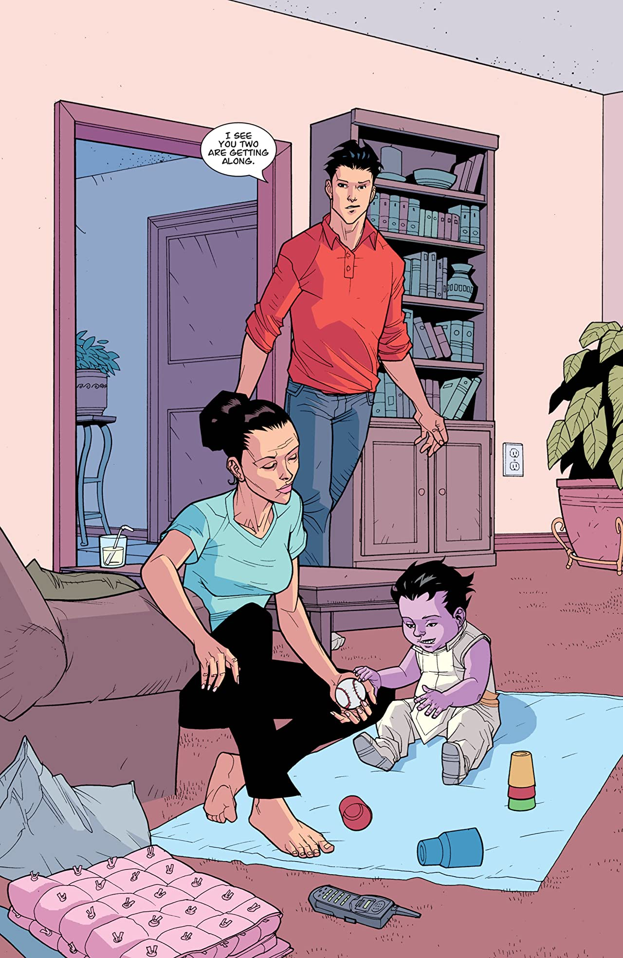 Invincible No.31