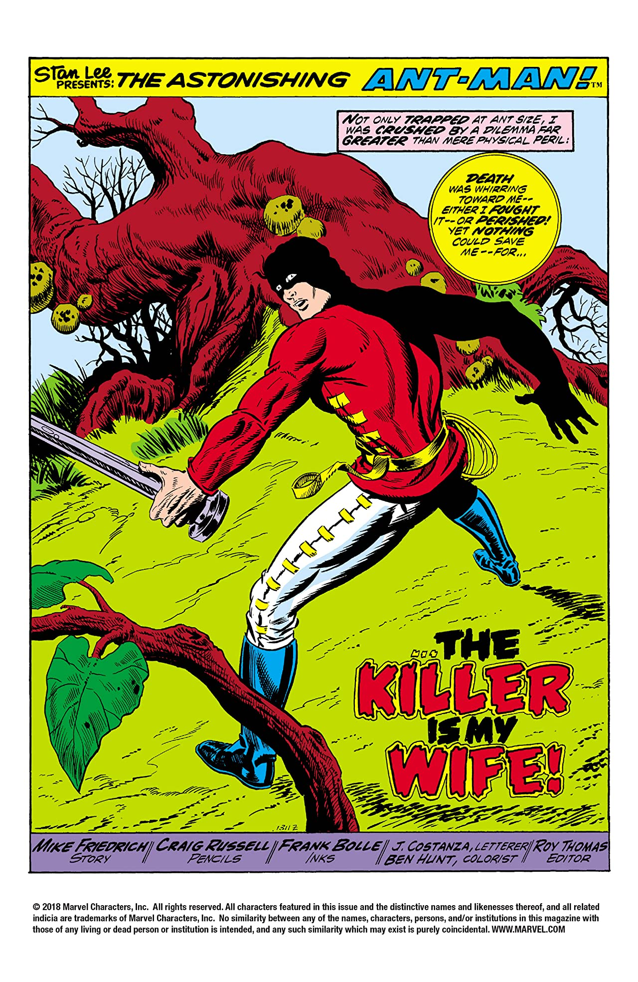 Marvel Feature (1971-1973) #9