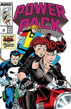 Power Pack (1984-1991) #46