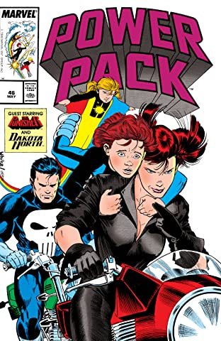 Power Pack (1984-1991) #46