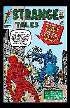 Strange Tales (1951-1968) #111