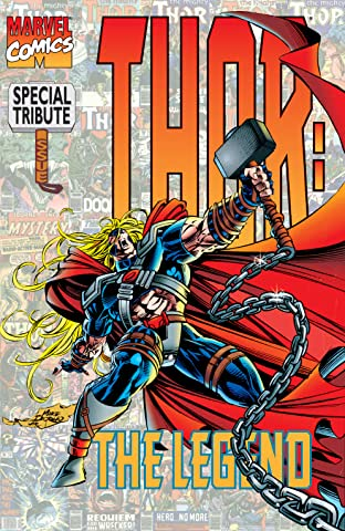 Thor: The Legend (1996) #1
