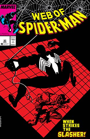 Web of Spider-Man (1985-1995) No.37