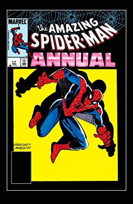 Amazing Spider-Man (1963-1998) Annual #17