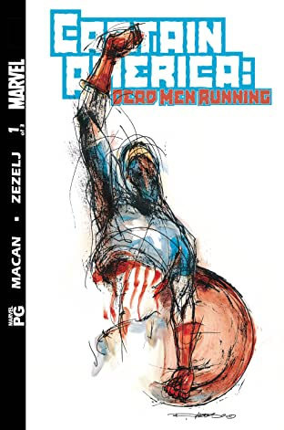 Captain America: Dead Men Running (2002) #1