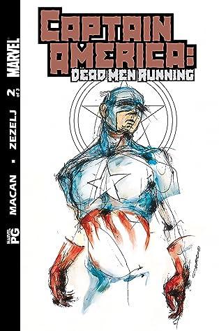 Captain America: Dead Men Running (2002) #2