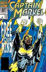 Captain Marvel (1994) #1