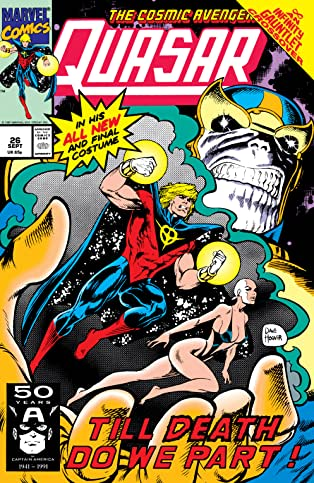 Quasar (1989-1994) #26