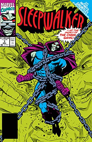 Sleepwalker (1991-1994) #7