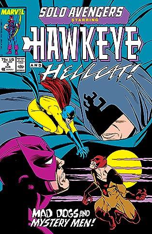 Solo Avengers (1987-1989) #9