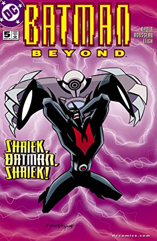 Batman Beyond (1999-2001) #5