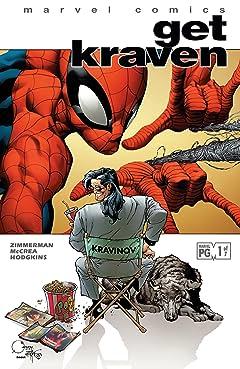 Spider-Man: Get Kraven (2002-2003) No.1