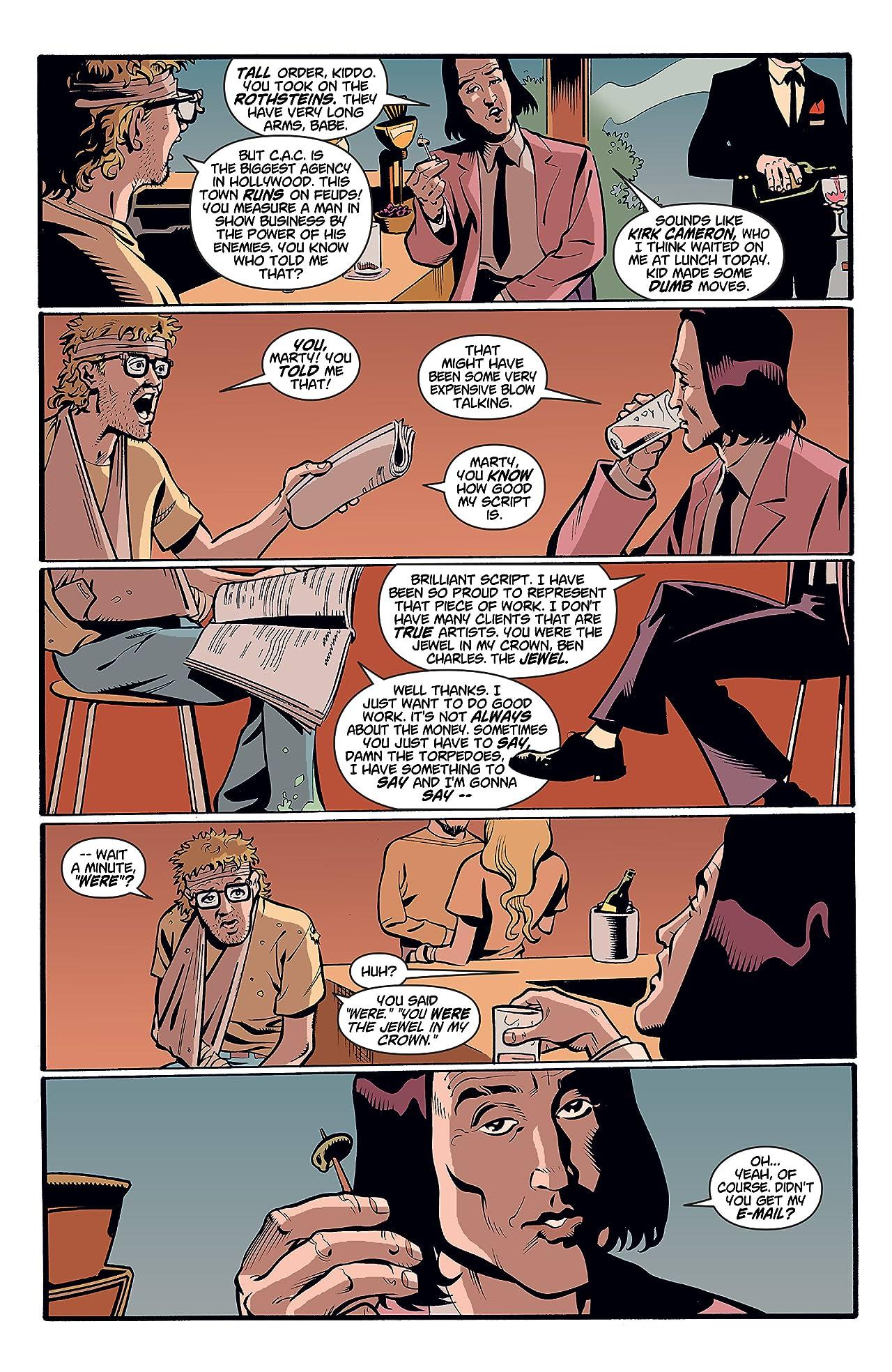 Spider-Man: Get Kraven (2002-2003) #4