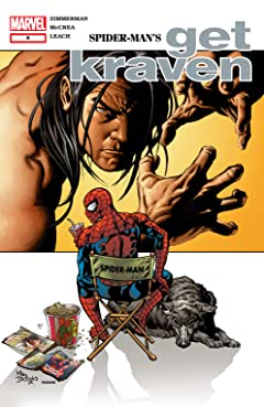 Spider-Man: Get Kraven (2002-2003) No.6