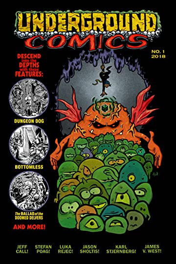 Underground Comics Vol. 1