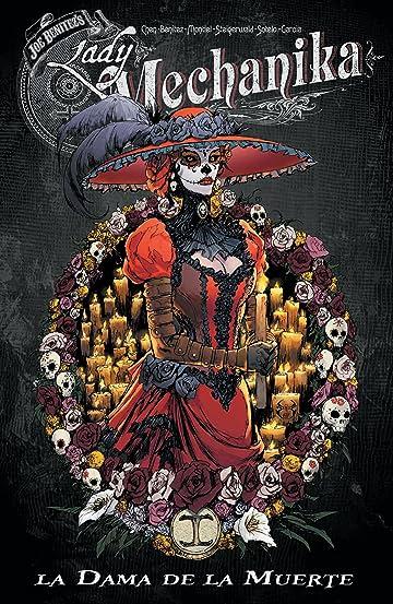 Lady Mechanika: La Dama de la Muerte