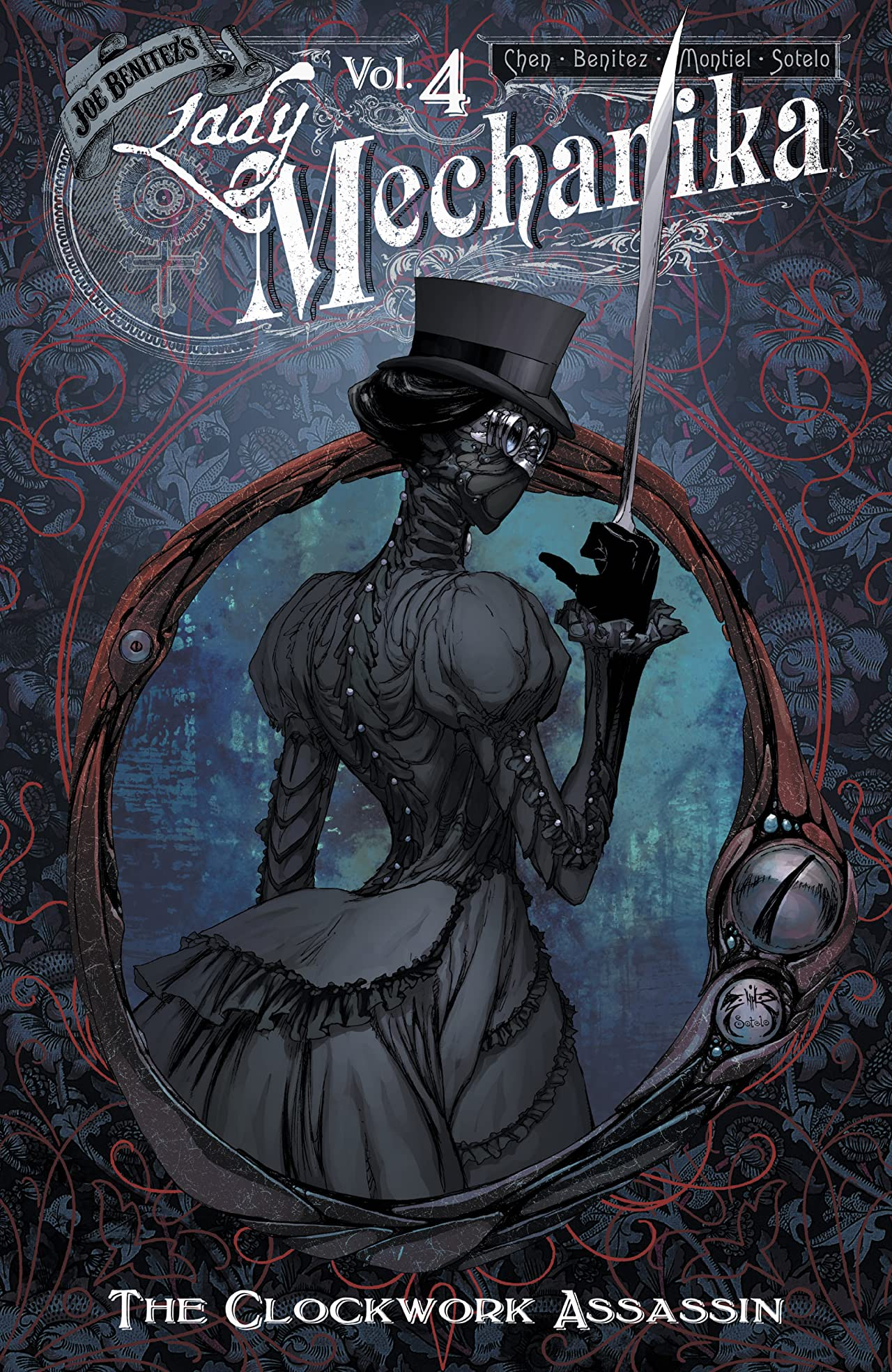 Lady Mechanika Tome 4: The Clockwork Assassin