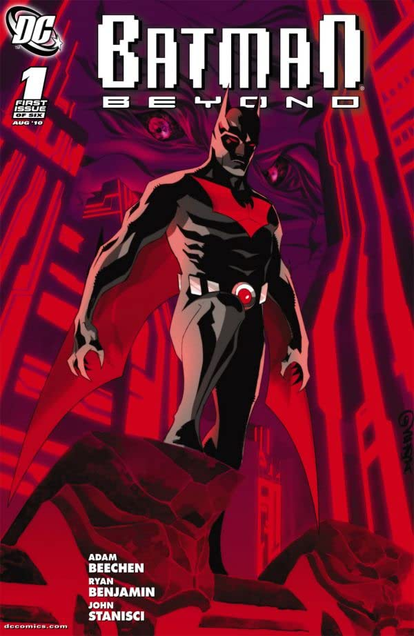 Batman Beyond (2010) #1 (of 6)