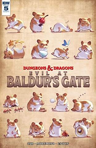 Dungeons & Dragons: Evil at Baldur's Gate #5