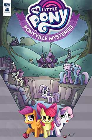 My Little Pony: Ponyville Mysteries #4