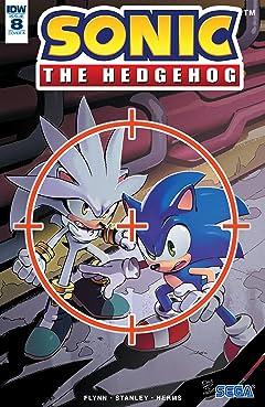 Sonic The Hedgehog (2018-) #8