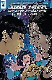 Star Trek: The Next Generation: Terra Incognita #2