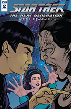 Star Trek: The Next Generation: Terra Incognita #2