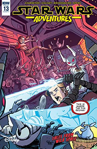 Star Wars Adventures (2017-2020) No.13