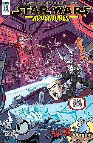 Star Wars Adventures #13