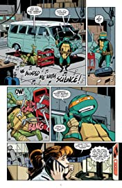 Teenage Mutant Ninja Turtles #85