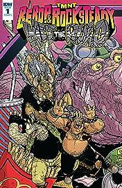 Teenage Mutant Ninja Turtles: Bebop & Rocksteady Hit the Road! #1 (of 5)
