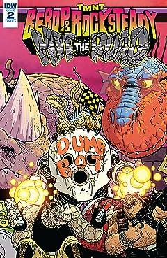 Teenage Mutant Ninja Turtles: Bebop & Rocksteady Hit the Road! #2 (of 5)