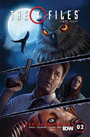 The X-Files: Case Files—Hoot Goes There? #2 (of 2)