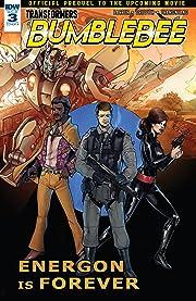Transformers: Bumblebee Movie Prequel #3 (of 4)