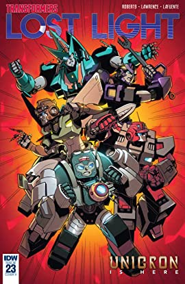 Transformers: Lost Light #23