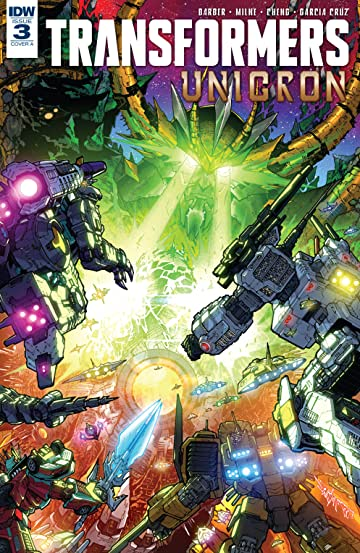 Transformers: Unicron #3 (of 6)
