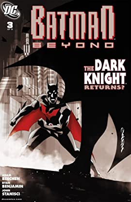 Batman Beyond (2010) #3 (of 6)