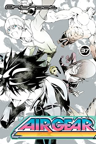 Air Gear Vol. 37