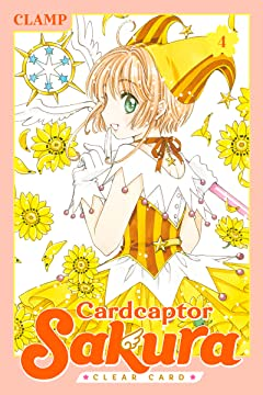 Cardcaptor Sakura: Clear Card Vol. 4