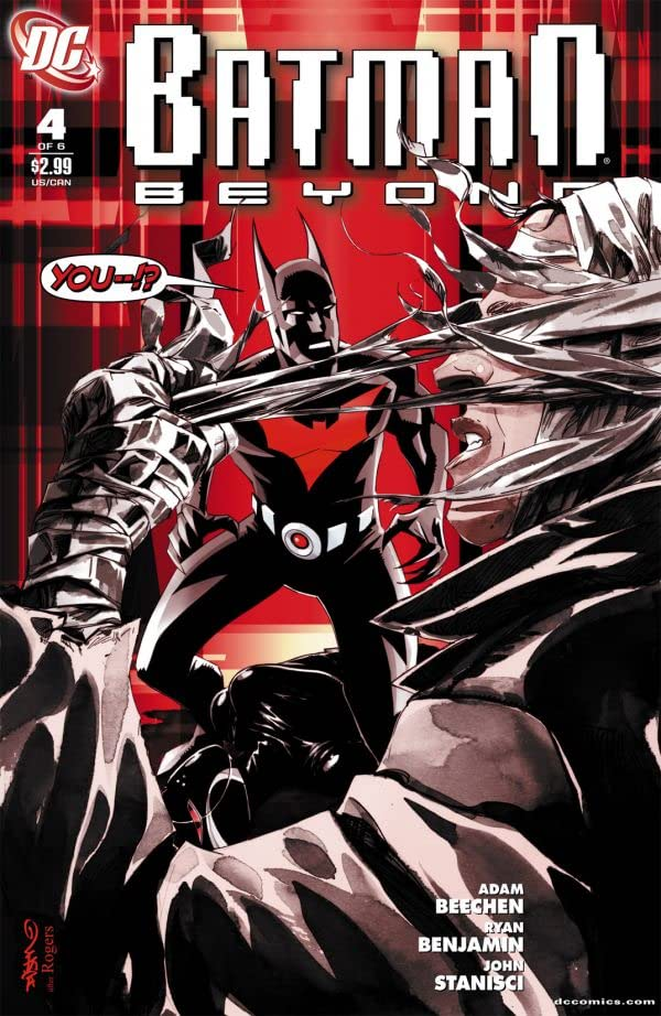 Batman Beyond (2010) #4
