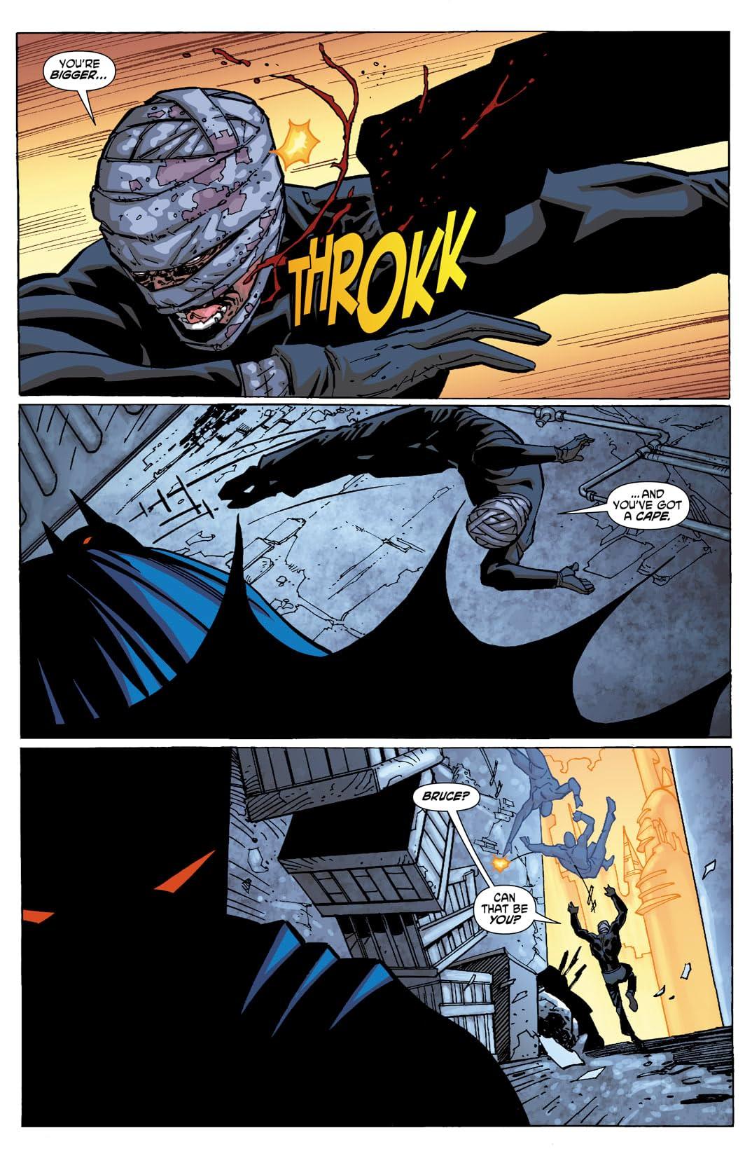 Batman Beyond (2010) #4 (of 6)