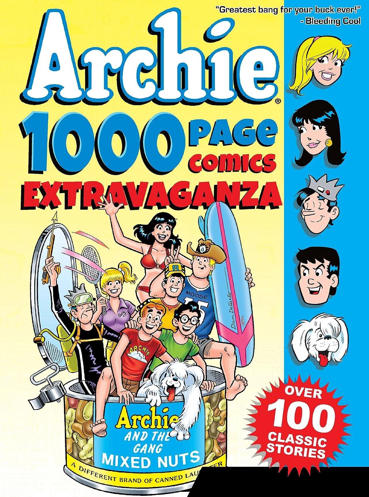 Archie 1000 Page Extravaganza