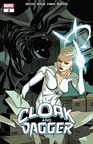 Cloak And Dagger (2018) #2 (of 6)