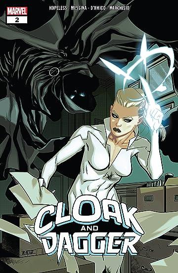 Cloak And Dagger 2018 No2 Sur 6 Comics De Comixology Web