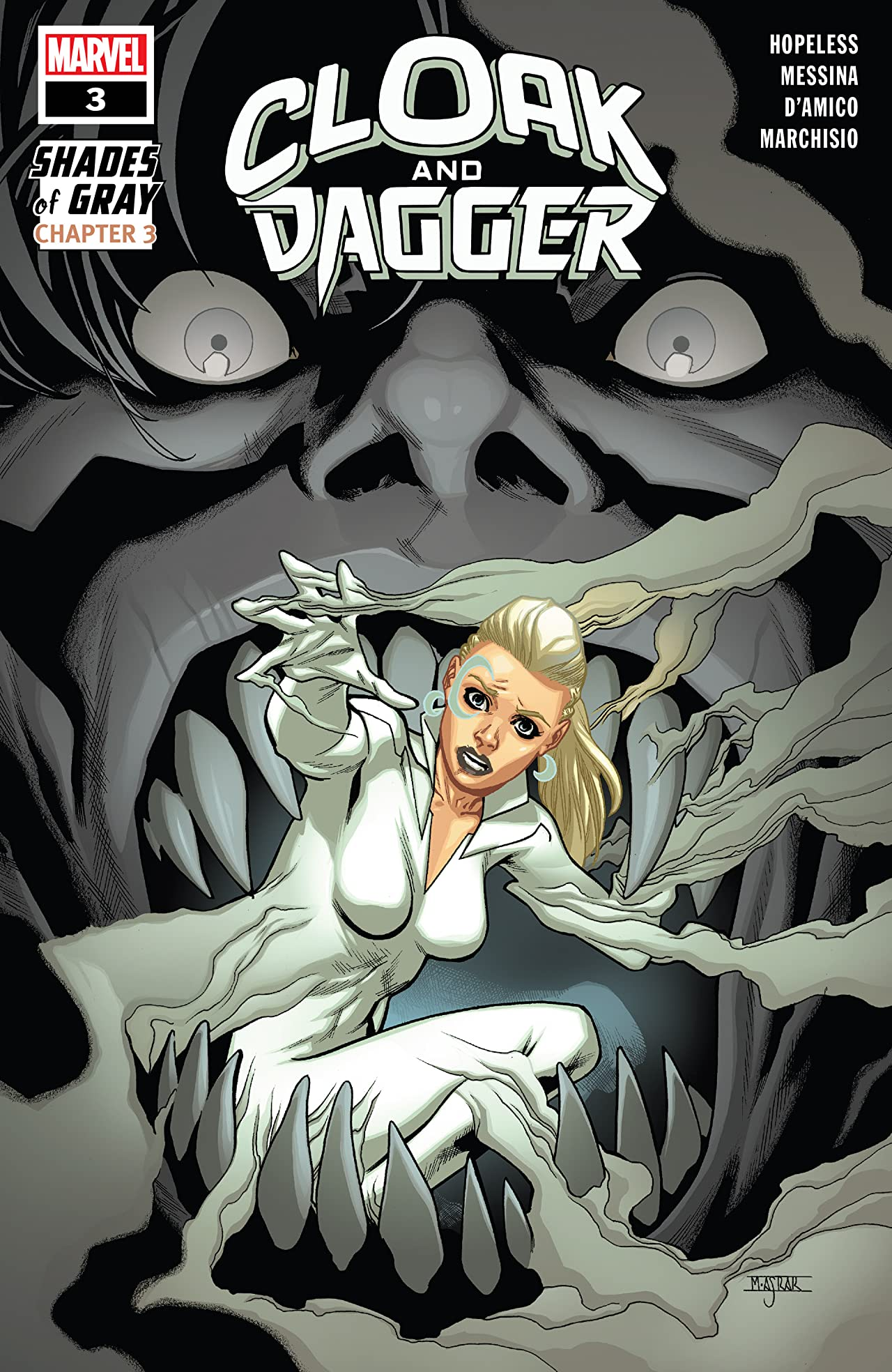 Cloak And Dagger (2018) #3 (of 6)