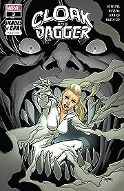 Cloak And Dagger (2018) #3 (of 6)