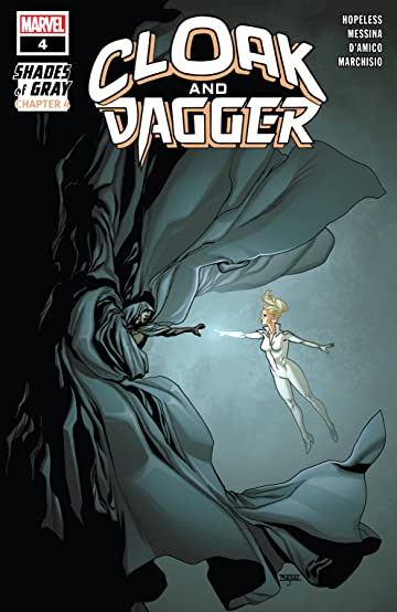 Cloak And Dagger (2018) #4 (of 6)